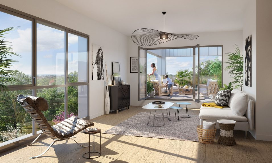 Image de promotion immobilière du projet Émergence à Amiens
