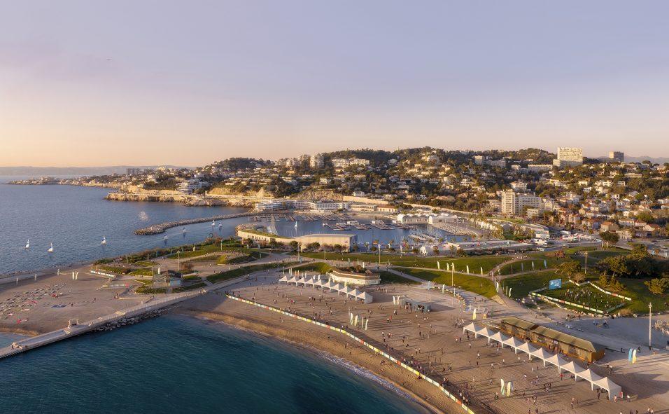 Stade Nautique du Roucas Blanc - Chabanne Architectes - Marseille